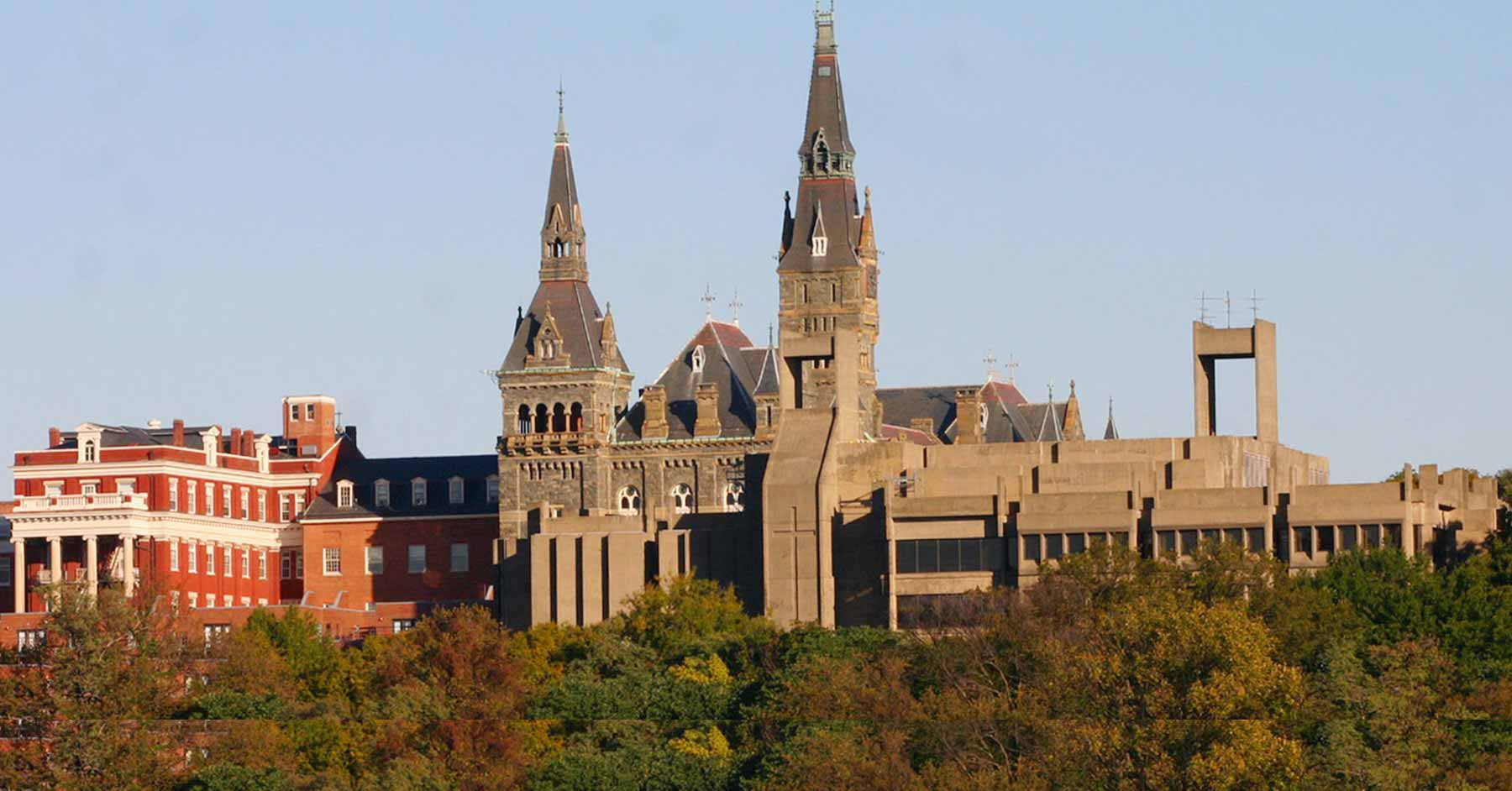Georgetown University Niche