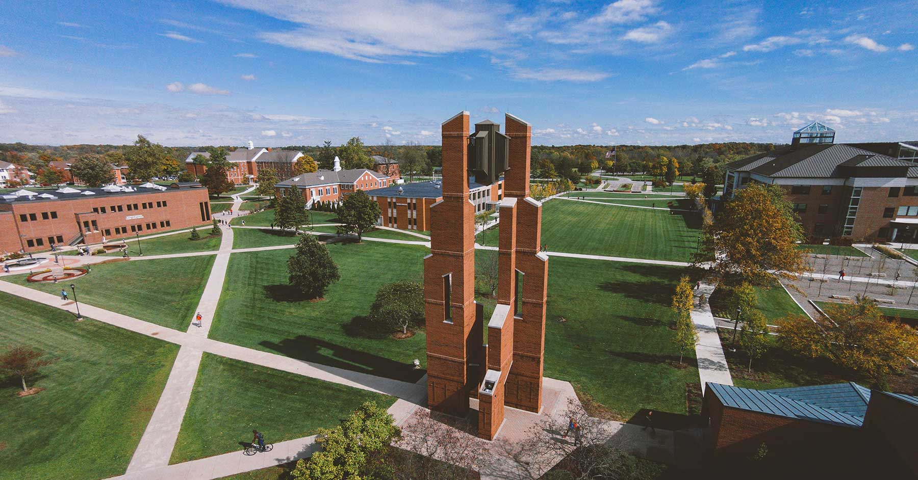 Campus: on Looks Taylor University advise to wear in winter in 2019