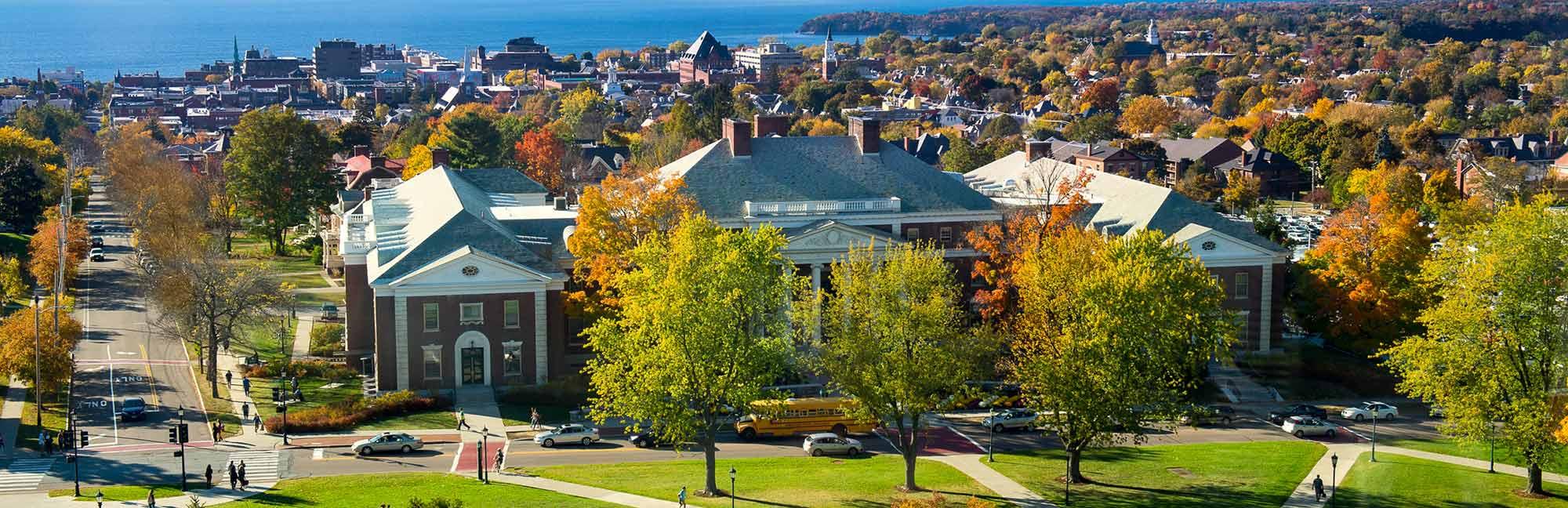 University Of Vermont >> University Of Vermont Niche