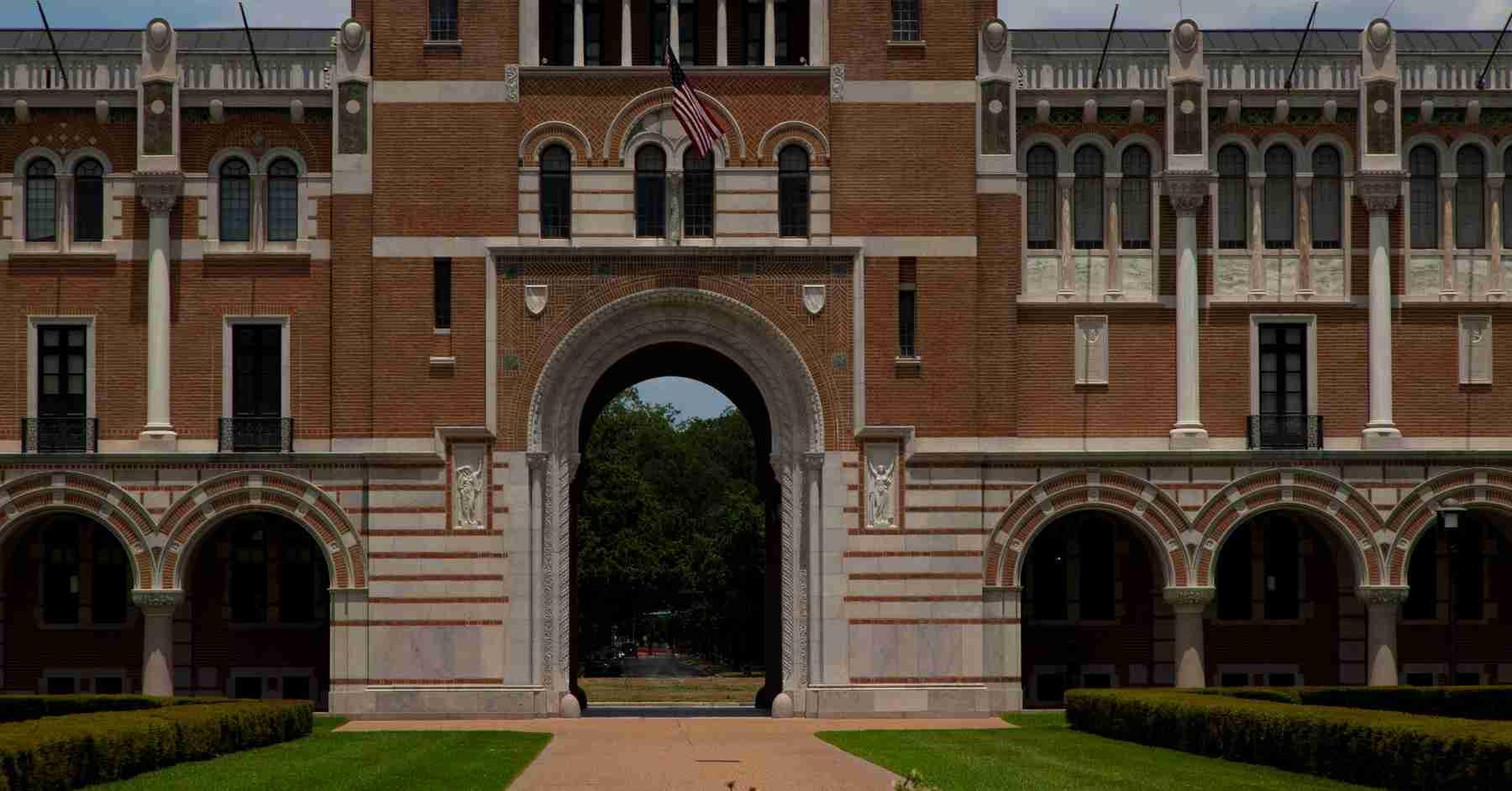 Rice University Niche