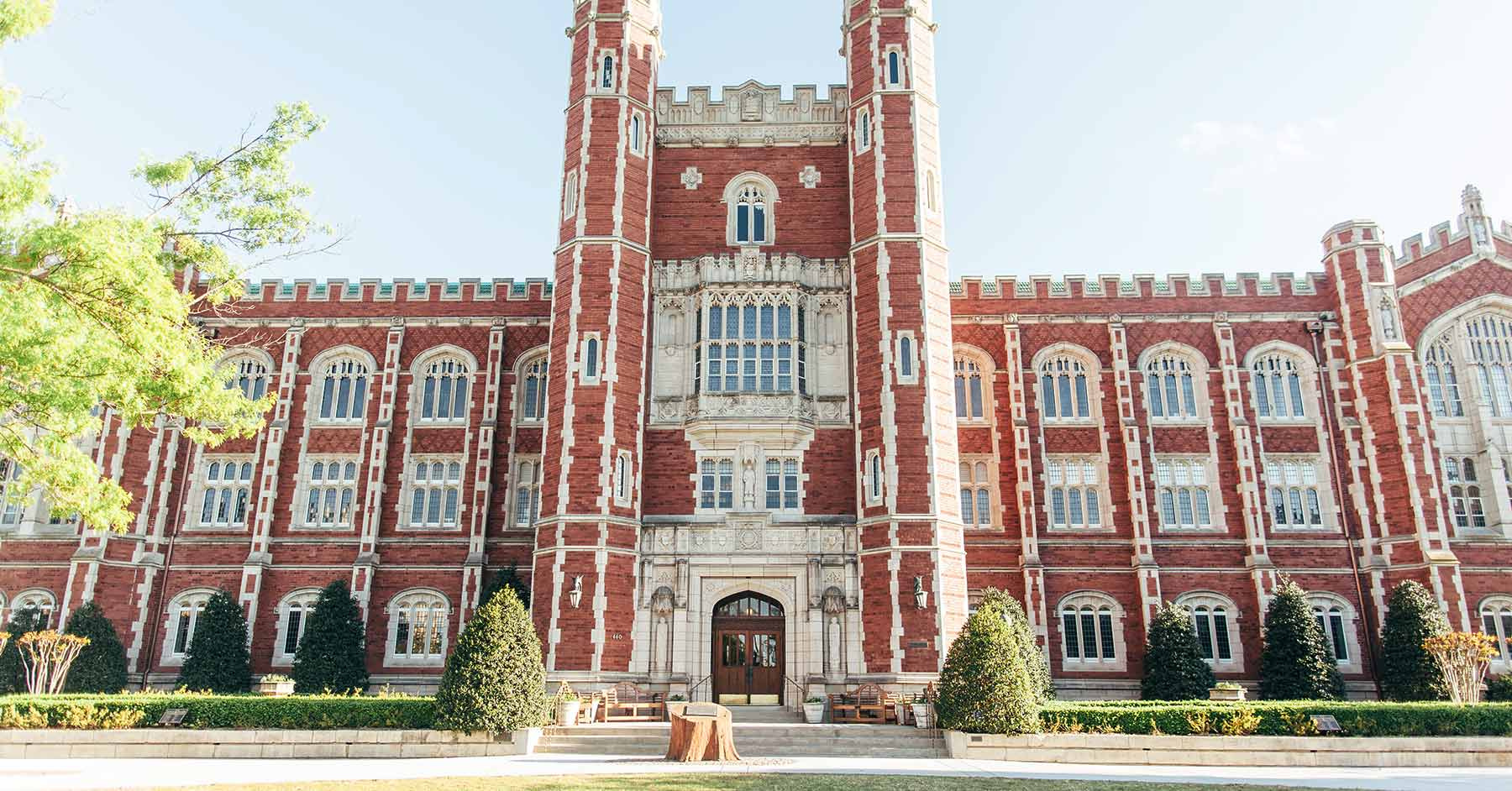 University of Oklahoma - Niche