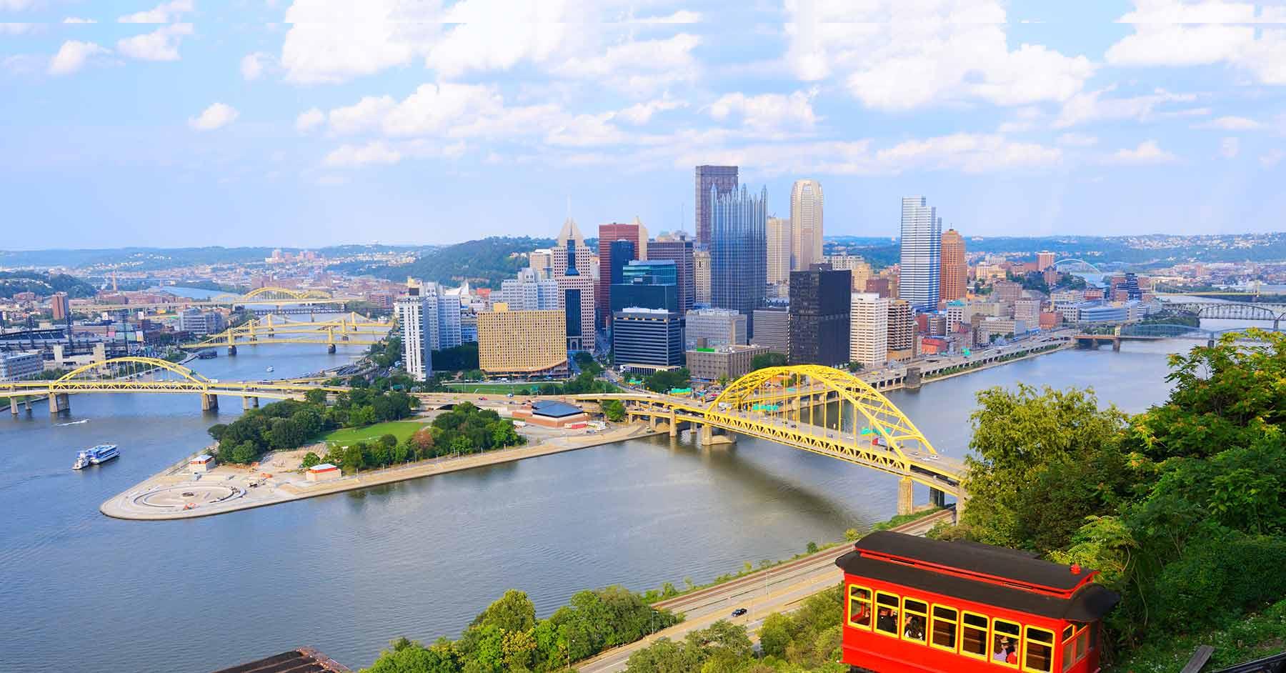 Pittsburgh, PA - Niche
