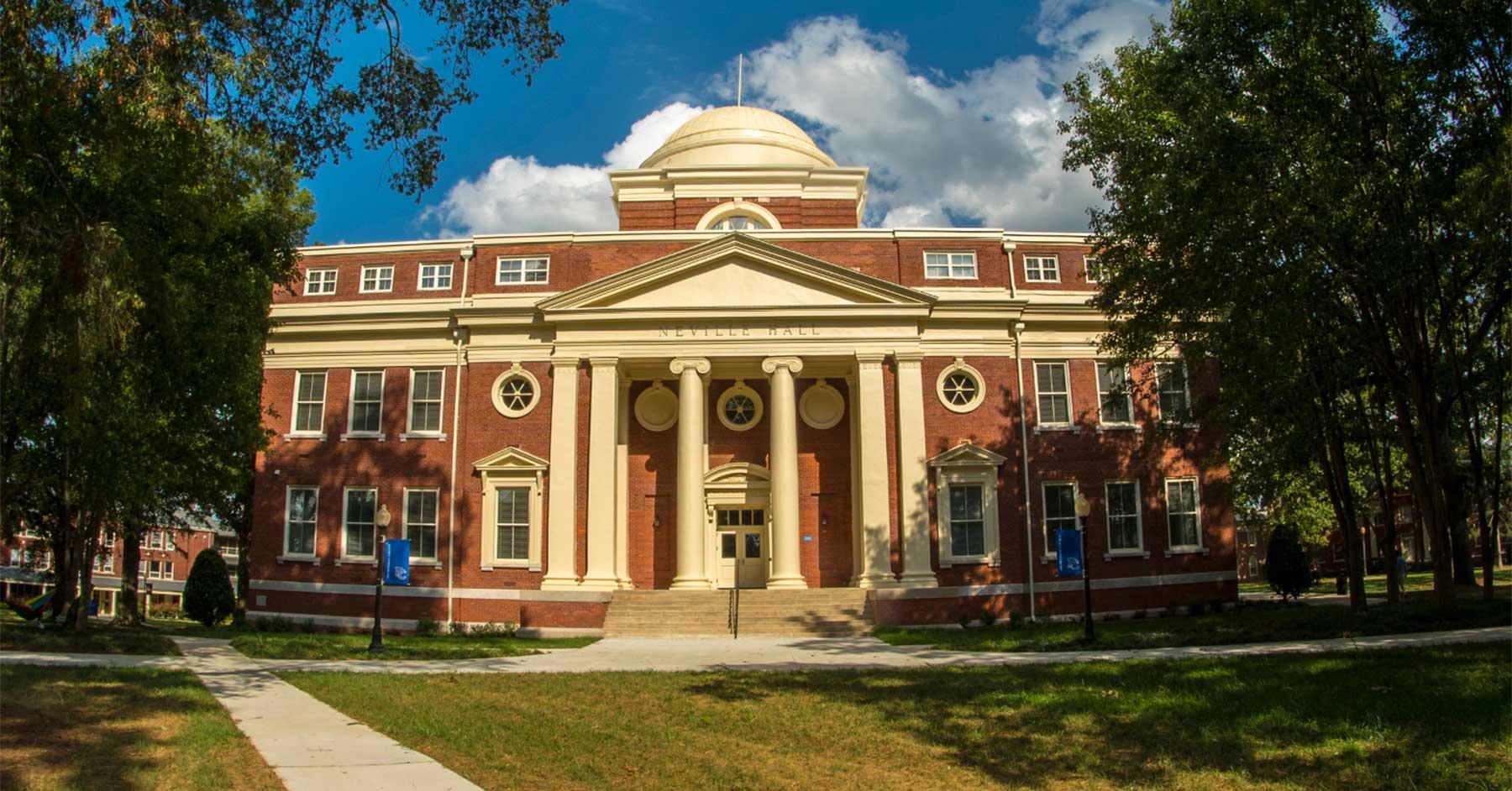 """Résultat de recherche d'images pour """"Presbyterian College campus photos"""""""