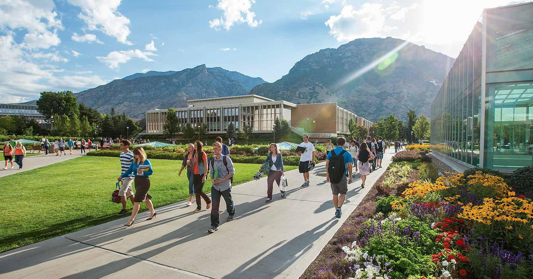 Brigham Young University - Niche