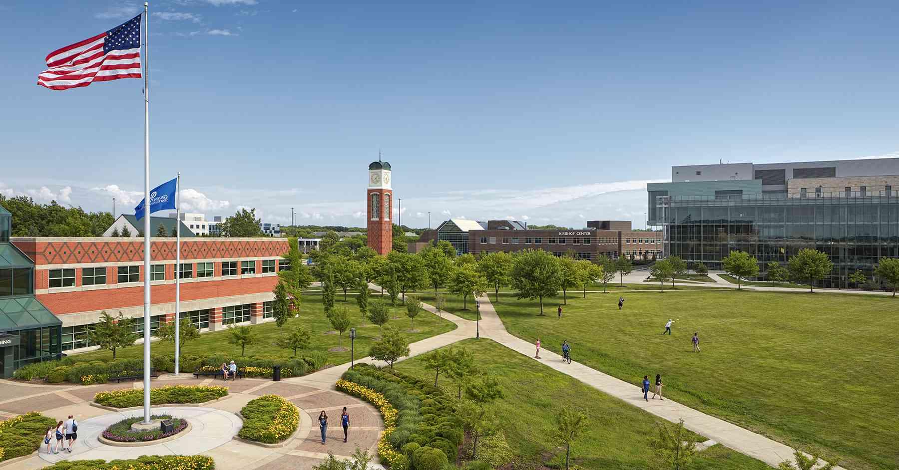 Gvsu Grand Rapids Campus Map.Grand Valley State University Niche